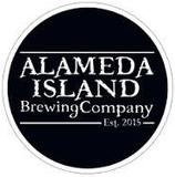 Alameda Island Rapid Pils beer