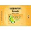 Harris Meadery Key Lime Pie Mead beer Label Full Size