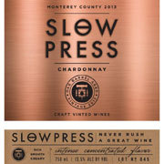 Slow Press Chardonnay Beer