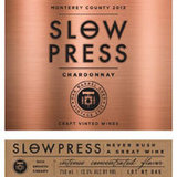 Slow Press Chardonnay Beer