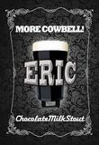 SingleCut Eric More Cowbell! Chocolate Milk Stout Beer