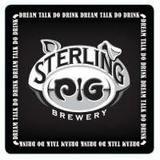 Sterling Pig Baltimore pike Porter Beer