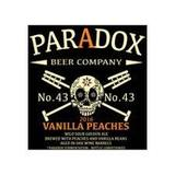 Paradox Skully Barrel No. 43 Beer