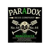 Paradox Skully Barrel No. 44 Beer