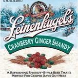 Leinenkugels Cranberry Ginger Shandy beer