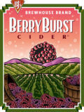 BJ Berry beer Label Full Size