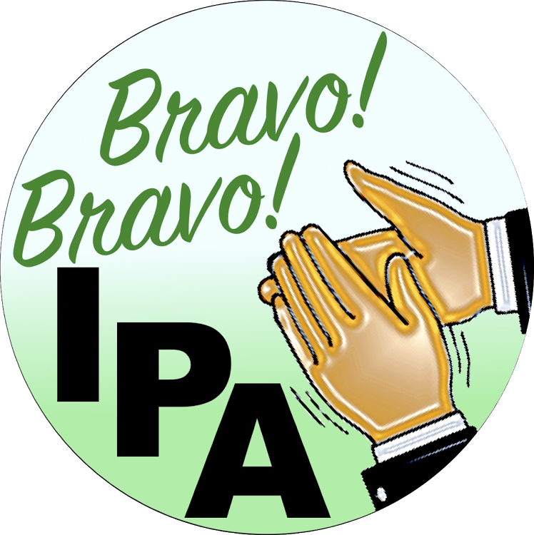Four Mile Bravo Bravo IPA beer Label Full Size