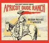 Door County Apricot Dude Ranch Beer