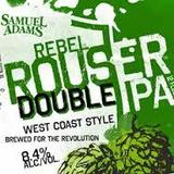 Samuel Adams Rebel Rouser IPA beer