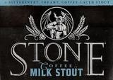 Stone Mint Coffee Milk Stout Beer