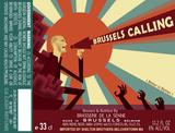 De la Senne Brussels Calling beer