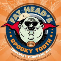 Fat Heads Spooky Tooth Pumpkin Beer
