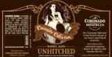 Coronado Barrel Aged Unhitched beer