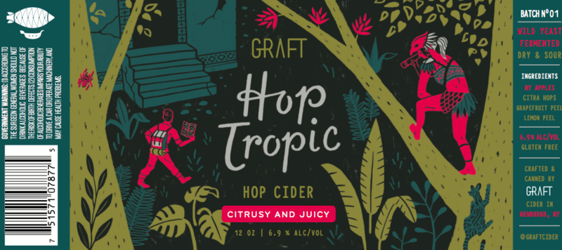 Graft / Hop Tropic Beer