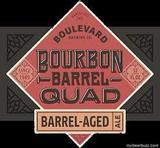 Boulevard Bourbon Barrel Quad 2016 Beer