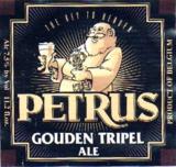 Petrus Gouden Tripel beer