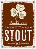 Newburgh Peat Smoked Stout beer