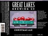 Great Lakes Christmas Ale 2016 beer