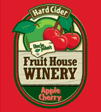 Uncle John's Apple Cherry Cider beer