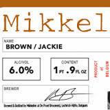 Mikkeller Jackie Brown Beer