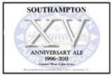 Southampton 15th Anniversary Ale beer