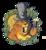 Mini rusty beaver peter pumpkin eater 1