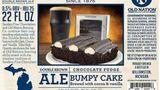 Old Nation Sanders Bumpy Cake Ale beer