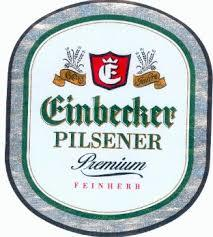 Einbecker Pils beer Label Full Size