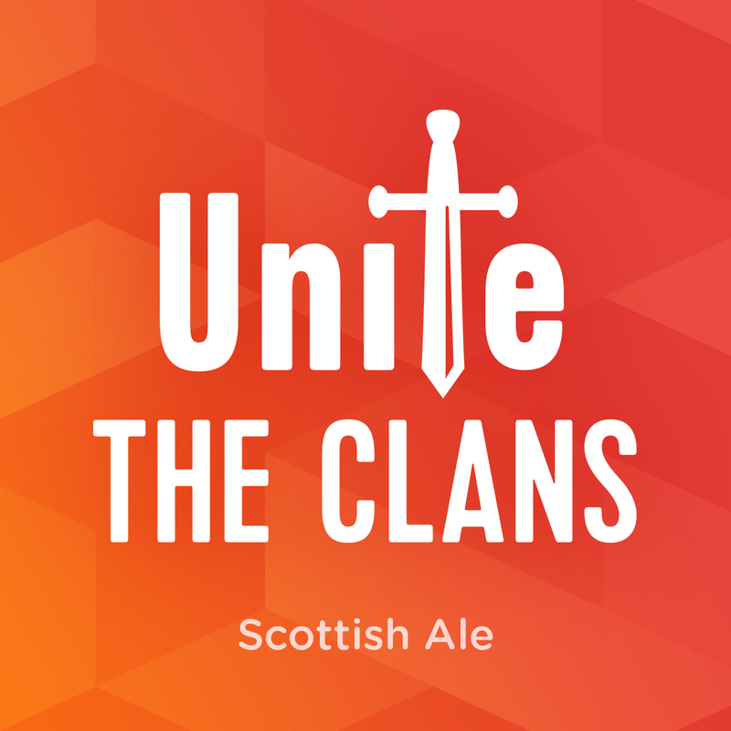 Third Space Unite The Clans beer Label Full Size