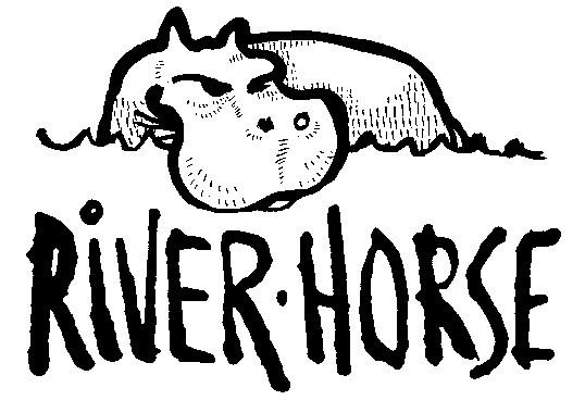 River Horse Hippotizing IPA beer Label Full Size