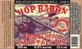 Rivertowne Hop Baron Doubledown IPA beer