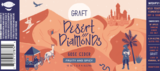 Graft: Gose Sour Cider: Desert Diamonds Beer
