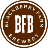 Balckberry Farm Buckwheat Strawberry Beer