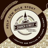 Church Street Holy Cow beer