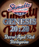 Shmaltz He'brew Genesis 20:20 Tart Barleywine Beer