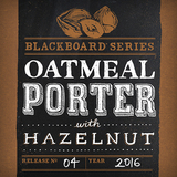 Victory Oatmeal Porter with Hazelnut beer