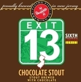 Flying Fish Exit 13 Chocolate Stout with Devil Pepper beer