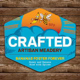 Crafted Snowbelt Banana's Fosters Forever Beer