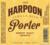 Mini harpoon vanilla bean porter 1