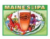 Gritty McDuff's Maine's Best IPA beer