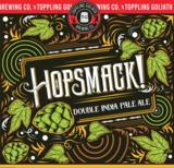 Topling Goliath HopSmack 2xIPA Beer