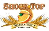 Shock Top Belgian White beer