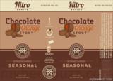 Breckenridge Chocolate Orange Stout Nitro Beer
