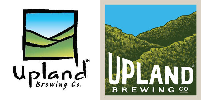 Upland Revive beer Label Full Size