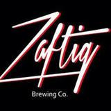Zaftig A-Crop Black Light beer