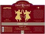 Ommegang Abbey Ale Dubbel beer