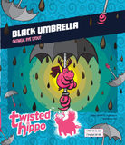 Twisted Hippo Black Umbrella beer
