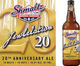 Schmaltz He'Brew Jewbalation 20 beer