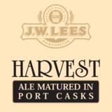 J. W. Lees Harvest Ale Matured in Port Casks 2010 beer