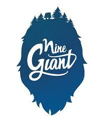 Nine Giant West End Girls beer Label Full Size